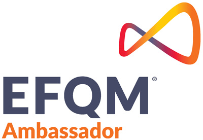 Jan Hendrik Peters, bmbg consult, is ambassador of EFQM