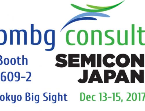 bmbg consult auf der SEMICON Japan 2017