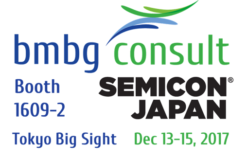 bmbg consult at SEMICON Japan 2017