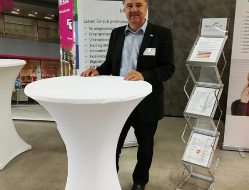 Netzwerken auf der Dresdner Weitsicht
