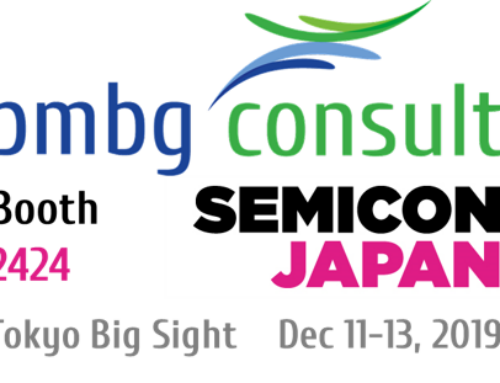 Discuss Business Transformation at SEMICON Japan 2019